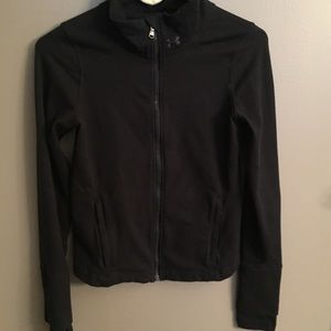 Under Armour Size Small Black Jacket
